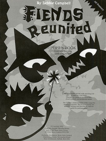 Fiends Reunited: Vocal: Cantata: Pupils Book:  All Primary