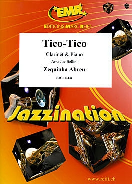 Tico Tico: Clarinet And Piano