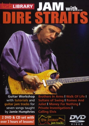 Lick Library: Dire Straits: DVD