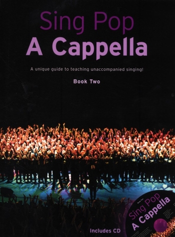Sing Pop A Cappella; Book 2: Book And Cd