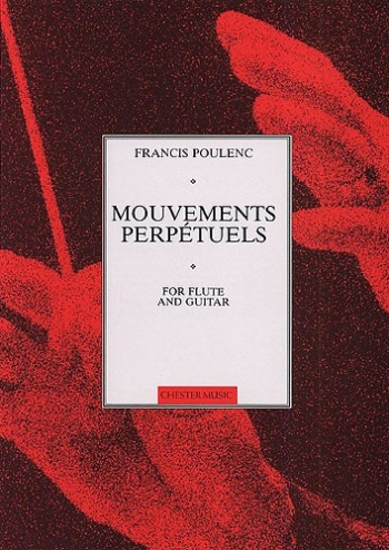 Mouvements Perpetuels (levering) : Flute And Guitar