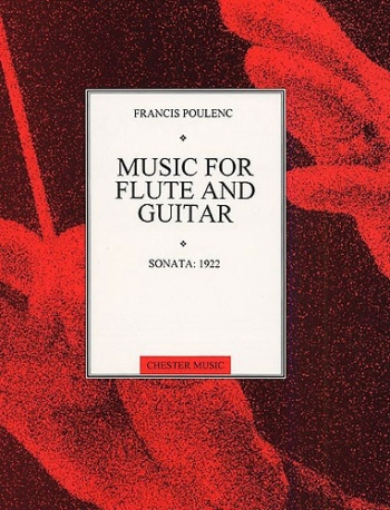 Sonata For Flute And Guitar