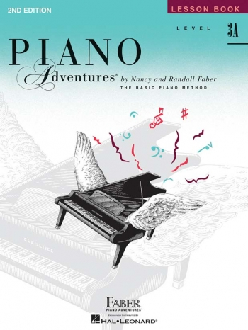 Piano Adventures: Lesson Book: Level 3A