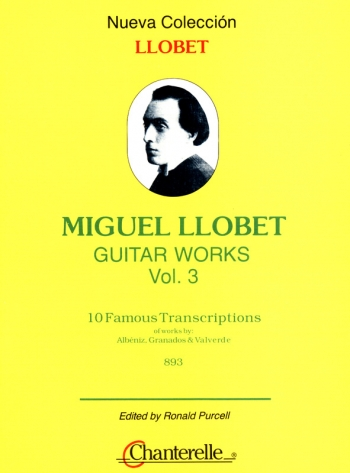 Guitar Works: Vol 3:  10 Famous Transcriptions