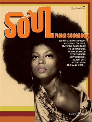 Soul Piano Songbook: Piano Vocal Guitar