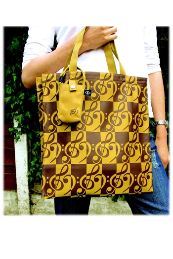 Tote Bag - Treble Clef