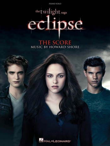 Twilight: Eclipse: Music From The Motion Picture: Piano Solo