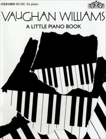 A Little Piano Book: Piano  (Oxford Ed)