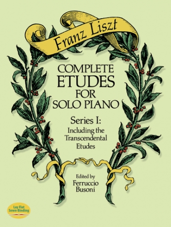 Liszt - Complete Etudes For Solo Piano Series 1