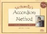Santorellas Accordion Method: Book 1A - Book & CD