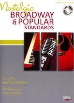 Nostalgic Broadway & Popular Standards - Piano Vocal Guitar