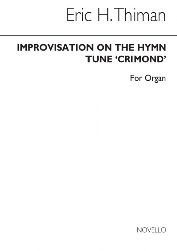 Improvisation On Crimond For Organ