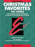 Christmas Favourites: Strings: Piano Accompaniment