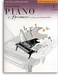 Accelerated Piano Adventures: Performance Book 2