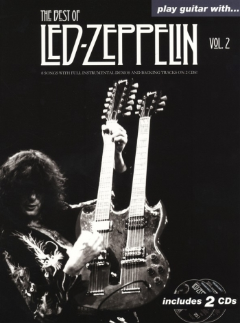Play Guitar With Led Zeppelin: Best Of : Vol 2