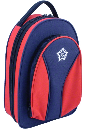 Rosetti Red & Blue Bb Clarinet Case