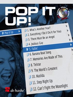 Pop It Up!: Tenor Saxophone