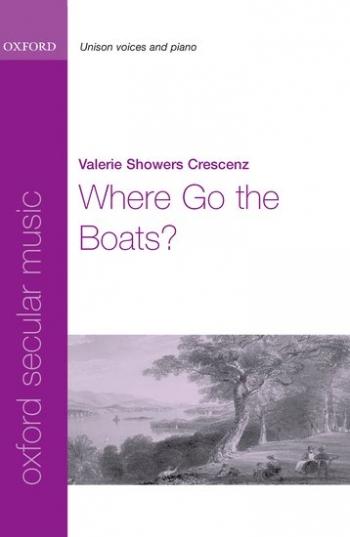 Where Go The Boats? : Vocal SA And Piano