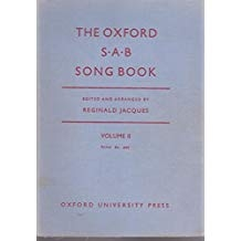 Oxford SAB Songbook: Vol 2: Vocal: SAB (Archive)