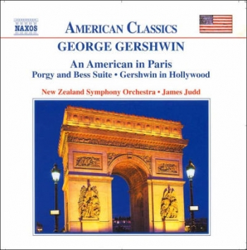 An American In Paris: Naxos CD
