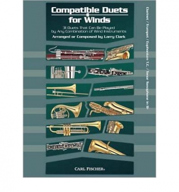 Compatible Duets For Winds: Bb Instruments