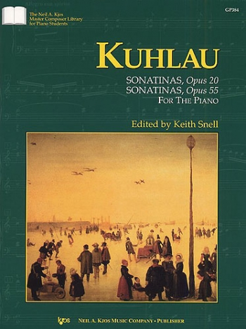 Master Composer Library Kuhlau: Sonatinas Op.20 & Op.55