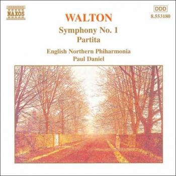 Symphony No 1: Naxos CD