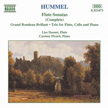 Flute Sonatas - CD (Naxos)