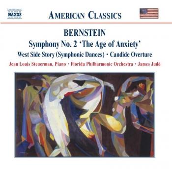 Symphony No 2: Naxos CD