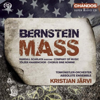 Mass: Naxos CD