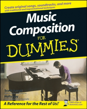 Music Composition For Dummies: Text Book