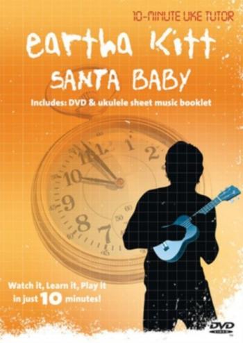 10 Minute Teacher:  Eartha Kitt: Santa Baby: Watch It Learn  It : Dvd: Ukulele