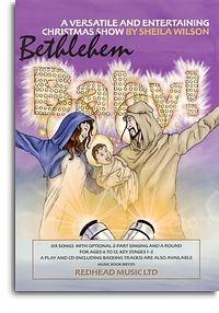 Bethlehem Baby! - Cantata : Music Book