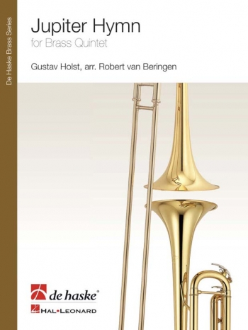 Jupiter Hymn: Brass Quintet: Score And Parts
