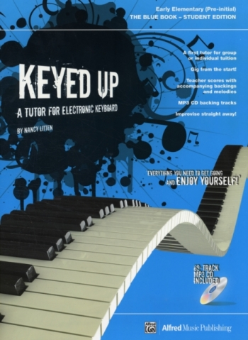 Keyed Up: Blue Book Initial: Student Edition: Keyboard