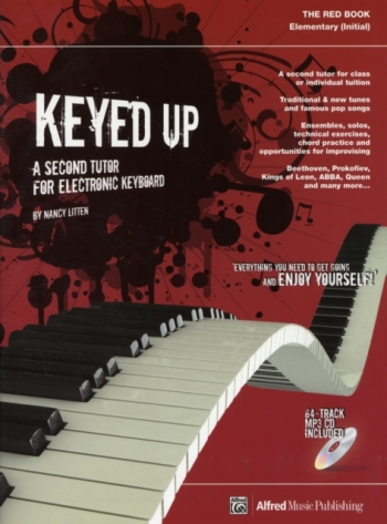 Keyed Up: Red Book Initial: Student Edition: Keyboard