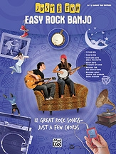 Just For Fun: Easy Rock Banjo