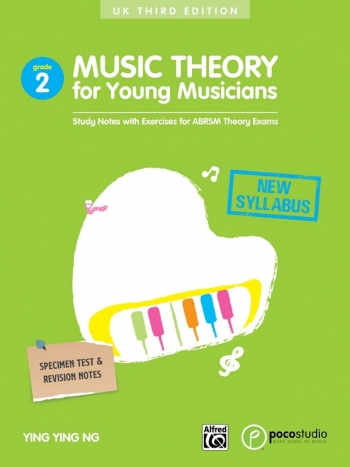 Music Theory For Young Musicians: Grade 2: Second Edition