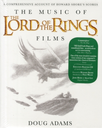 The Music Of The Lord Of The Rings Films - Orchestral Score & Cd