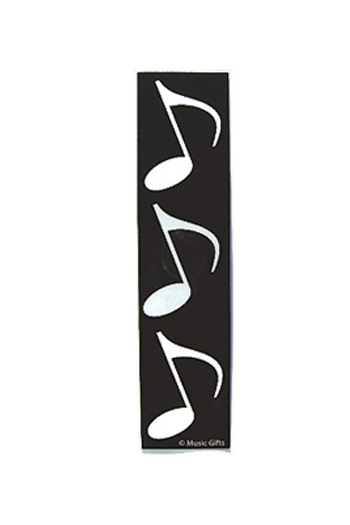 Quavers Design Bookmark