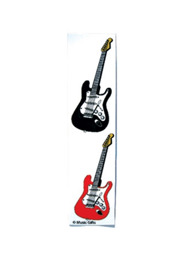 Electric Guitars Bookmark