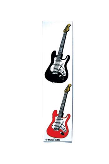 Electric Guitars Bookmark