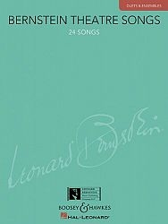 Bernstein Theatre Songs: 24 Songs: Duets And Ensembles Voice & Piano