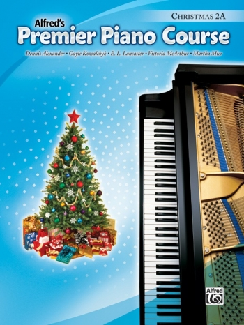 Alfred Premier Piano Course Level 2a: Christmas
