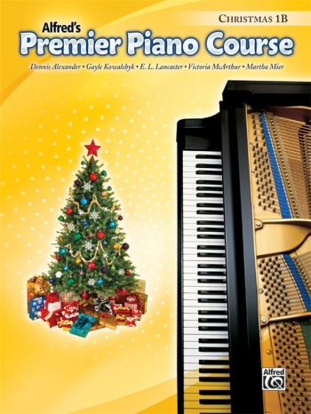 Alfred Premier Piano Course Level 1b: Christmas