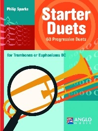 Starter Duets For Brass: Bass Clef