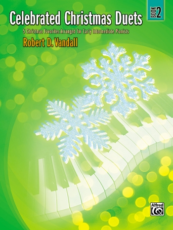 Alfred: Celebrated Christmas Duets: Vol2: Piano Duet