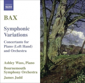 Symphonic Variations For Piano And Orchestra: CD: Naxos