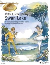 Swan Lake: Easy Piano Get To Know Classical Masterpieces