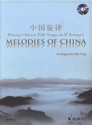 Melodies Of China: Trumpet And Cd